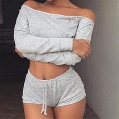 US STOCK Women Party Jumpsuit Backless Playsuit Bodycon Romper Trouser Clubwear, Summer Outfits, Women Two-Piece Sports Romper Crop Top Shorts Jumpsuit Summer Clothes Outfits. Sexy Outfits, Casual Skirt Outfits, Lingerie Outfits, Sporty Outfits, Night Outfits, Trendy Outfits, Fashion Outfits, Batman Outfits, Summer Outfits