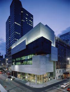 AD Classics: Rosenthal Center for Contemporary Art,© Roland Halbe