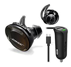 Want these Bose wireless earbuds.