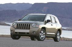 2007 Jeep Compass.....My 16 car