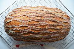 Kublanka vaří doma - Pšenično-žitný chléb Bread, Food, Brot, Essen, Baking, Meals, Breads, Buns, Yemek