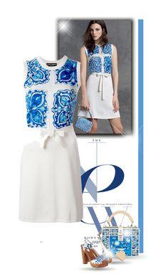 """Dolce & Gabbana"" by bliznec-anna ❤ liked on Polyvore"