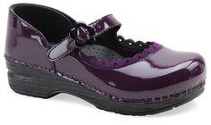 Jill Purple Patent