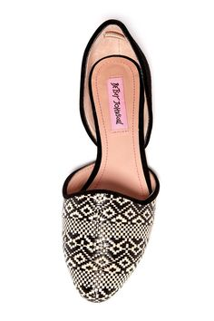 NEW HauteLook | Betsey Johnson and More: Betsey Johnson Cocoh Flat