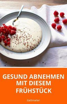 Gesund Abnehmen mit diesem Frühstück   eatsmarter.de