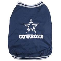 31cf998396c9e Dallas Cowboys Dog Sideline Jacket - Pets First Official NFL licensed pet  jacket with embroidered team logos