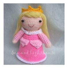 Crochet pattern Sleeping Beauty by...
