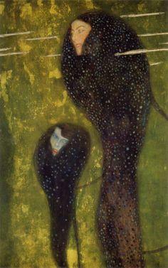 Il Caffé dell'Arte: Gustav Klimt - Pesci D'argento - 1899