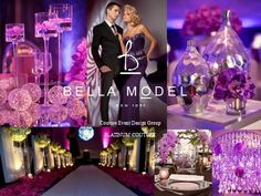 BELLAMODELL COUTURE EVENT DESIGN