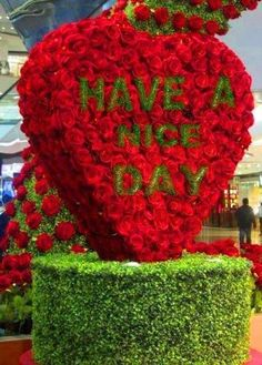 HEARTS~HAVE A NICE DAY*