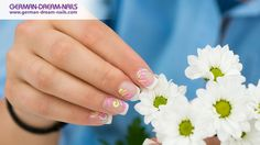 Sugar #Candy #Nail Art mit Glitter Powder | #GDN.de #jolifin #nailart #naildesign #nails #nailstyle #nail #summernails #candynails #sugarnails #trendnails