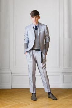 Saint Laurent Spring 2009 Menswear Collection Photos - Vogue