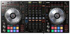 Pioneer DJ DDJ-SZ Professional Serato DJ Controller