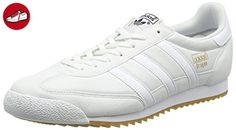 Dragon OG, Baskets Basses Homme, Blanc (Footwear White/Core Black/Gold Metallic), 48 2/3 EUadidas