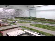 Take-off at Knuffingen Airport at Miniatur Wunderland