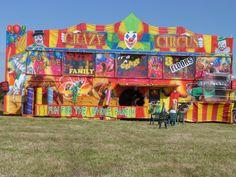 do you dare enter or crazy circus? Fair Rides, Family Fun Day, Fun Fair, Dares, Events