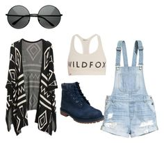 """Summer hipster"" by dreaotaku on Polyvore"
