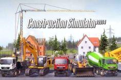Download Free Construction Simulator 2014 Game Full Version For Android, Android Game Construction Simulator 2014 Full Download from this Link:  http://www.freezone360.com/construction-simulator-2014-game-for-android-free-apk-download/