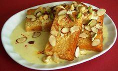 Eid special: Shahi Tukda recipe