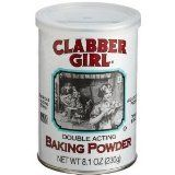 Clabber Girl Double Acting Baking Powder - (Multi pack of 3 -8.1oz containers) ** For more information, visit image link.