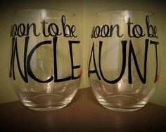 Image result for new baby wine glass
