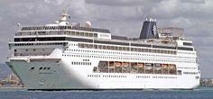 CRUISIN - MSC Cruises - MSC Sinfonia - Bridge Camera