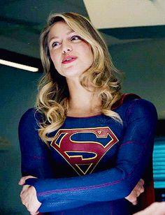 """ Supergirl "" Power Girl Supergirl, Supergirl Tv, Female Comic Characters, Dc Comics Characters, Melissa Benoist, Melissa Supergirl, Kara Danvers Supergirl, Lena Luthor, Cw Series"