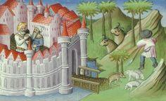 Marco Polo, Le Livre des merveilles ; Odoric de Pordenone, Itinerarium de mirabilibus orientalium Tartarorum. 1400-1420