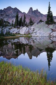 Valhalla Trail, White River National Forest, Colorado