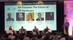 VRLA Summer Expo 2016: HP Presents, The Future of VR Hardware