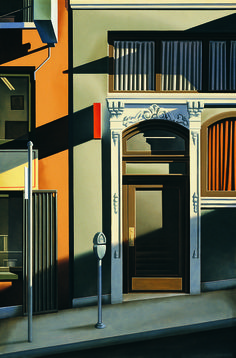 Painting by Kenton Nelson, via Peter Swift