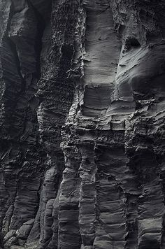 Texture inspirations | rock, mountain | nature inspired | See more inspirations at: http://www.brabbu.com/en/inspiration.php