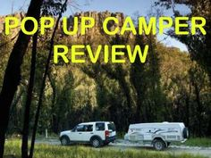 POP UP CAMPER REVIEW