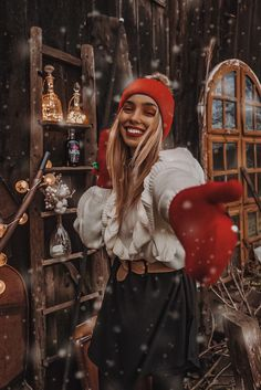 #winter #winterfashion #winteroutfits #wintergirl #christmas #christmasmood #wintermood #fashion #red #redfashion #whitesweater #slovakia #photography #photography2020 #lauren #lauismyname #laurinstyle #slovakgirl Winter Girl, Winter Outfits, Red Leather, Leather Jacket, Photo And Video, Christmas, Jackets, Photography, Instagram