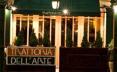 Trattoria Dell'Arte  --  7th Ave  - New York, NY Best pizza