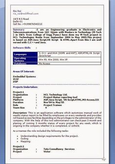 How To Make Simple Resume Download Free Excellent Cv Resume Curriculum ...