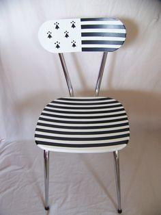elle est classe cette chaise 100% breizh !
