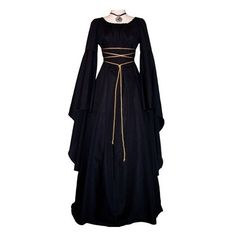 Medieval Dress found on Polyvore 1800 Fashion found on Polyvore