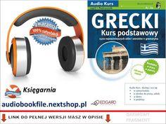 KURS JĘZYKA GRECKIEGO DLA POCZĄTKUJĄCYCH - AUDIO KURS, MP3 (do słuchania...