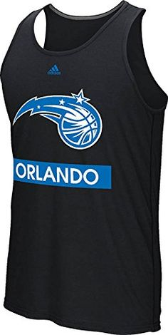 NBA Orlando Magic Mens Loud  Proud Climalite Ultimate Tank Top XXLarge Black -- Check out this great product.