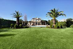 Luxury lakeside villa in Beira Lago, Portugal.