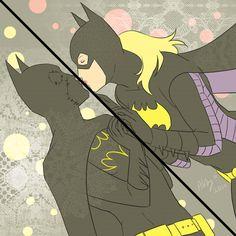 Batman - Cassandra Cain x Stephanie Brown - StephCass