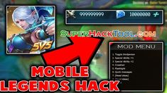 Mobile Legends: Bang Bang Online Hack - Get Unlimited Diamonds and Battle Points Best Android Games, Android Hacks, Miya Mobile Legends, Mobiles, Alucard Mobile Legends, Mobile Generator, Legend Images, Free Gift Card Generator, Cheat Online