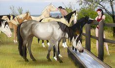 Horse. by abosz007