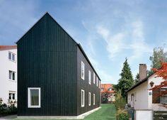 Meck Architekten - Haus M, Munich 2010, Photos (C) Klemens Ortmeyer.