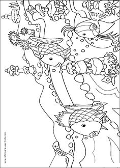 coral reef fish coloring pages | ocean life | pinterest | coral ... - Coral Reef Coloring Pages Kids