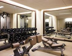 Cannot wait to have an at-home fitness room!