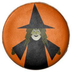 Halloween Witch Chocolate dipped Oreo by www.cheekywitch.com #zazzle #halloween #witch #wicca #pagan