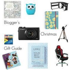 A Blogger's Christmas Gift Guide - The Life Of Spicers: