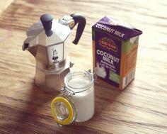 Prøv plantemelk i kaffen!